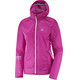Salomon Lightning Running Jacket Women pink